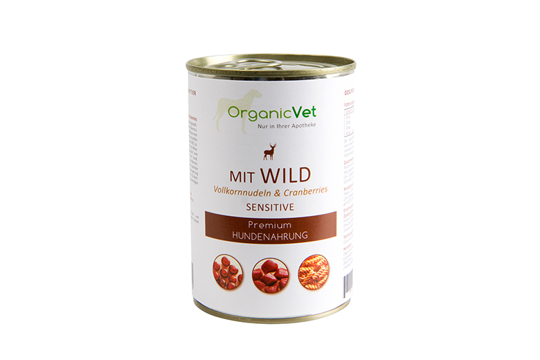 Organic Vet Hund sensitive